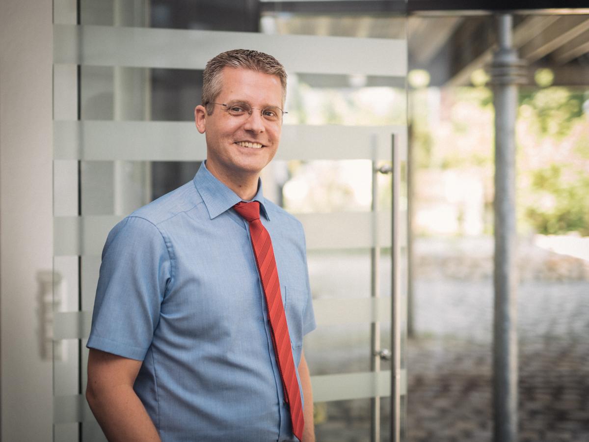 Christian Kurz-Held - Mitglied des Vorstandes