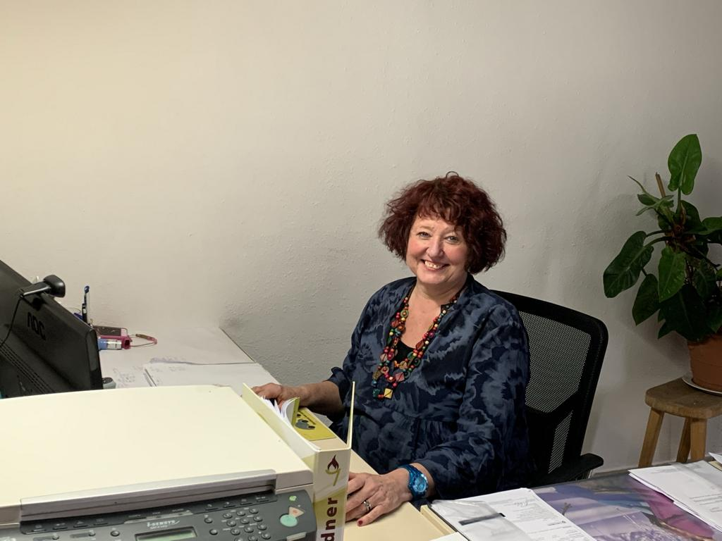 Niederlassungsleiterin Birgit Schmidt in Bochum